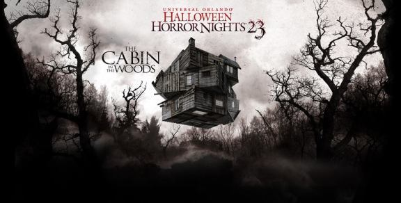 HHN 13 Cabin in the Woods