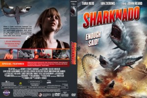 sharknado dvd