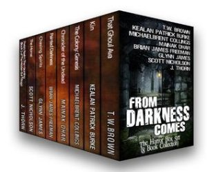 From Darkness Comes Box Set