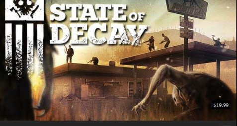 state of decay cover