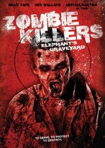 Zombie Killers Key Art