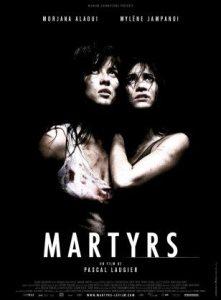 MARTYRS - Poster France