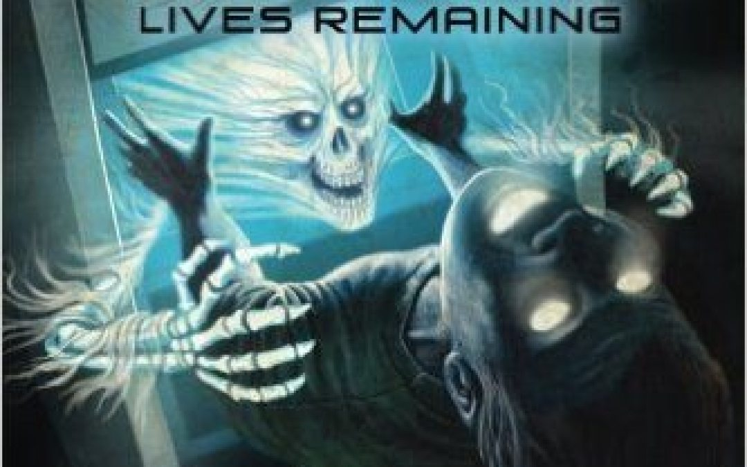 Zero Lives Remaining by Adam Cesare – Book Review