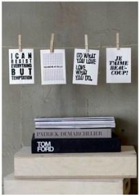 comment accrocher ses photos sans les encadrer h ll blogzine. Black Bedroom Furniture Sets. Home Design Ideas