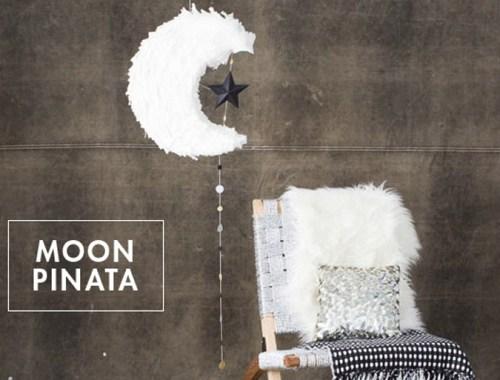 Moon Pinata
