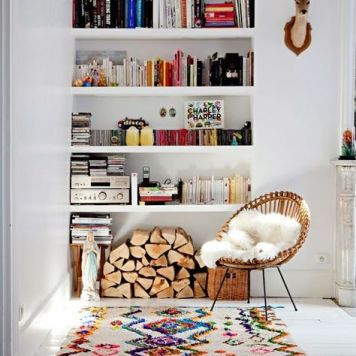 Inspirations d co boh mes - Tapis boheme chic ...