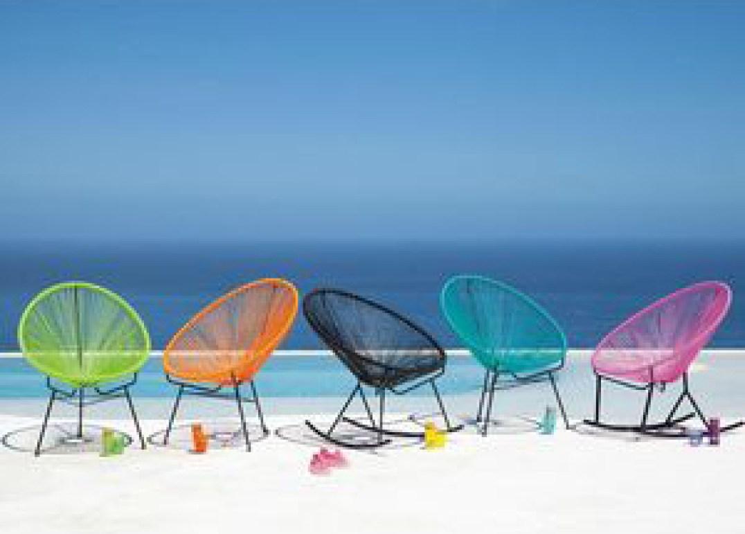 des fauteuils de jardin design. Black Bedroom Furniture Sets. Home Design Ideas