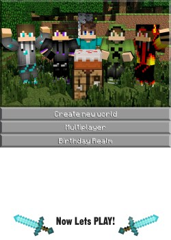 Exquisite What You Can Diy Here Is Just One Idea An Free Minecraftbirthday Minecraft Birthday Invitations Helloderpy Minecraft Birthday Invitations Printable Minecraft Birthday Invitations Free Templa