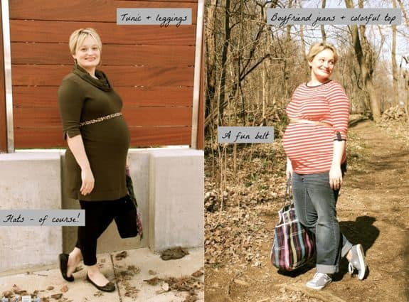 6 maternity fashion tips