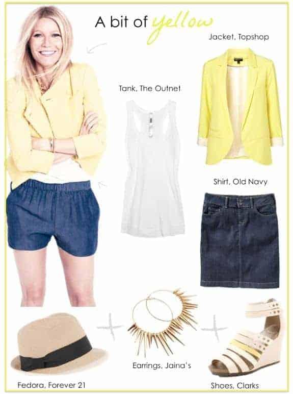 spring pastels gwyneth paltrow