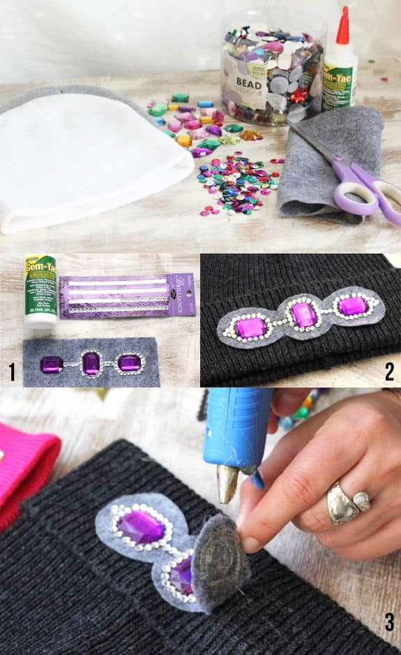 DIY Beanie Instructions