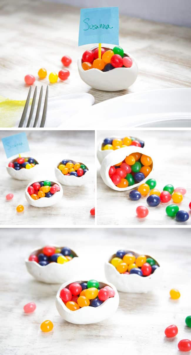 Clay Candy Eggs