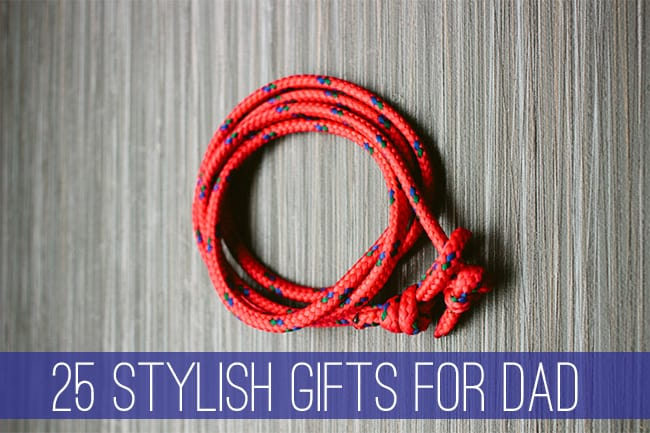 25 Stylish Gifts | 100 Handmade Gifts For Dad