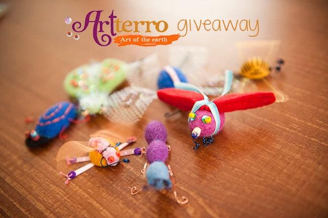 Artterro Giveaway
