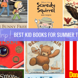 Road Trip! Best Kid Books for Summer Travels