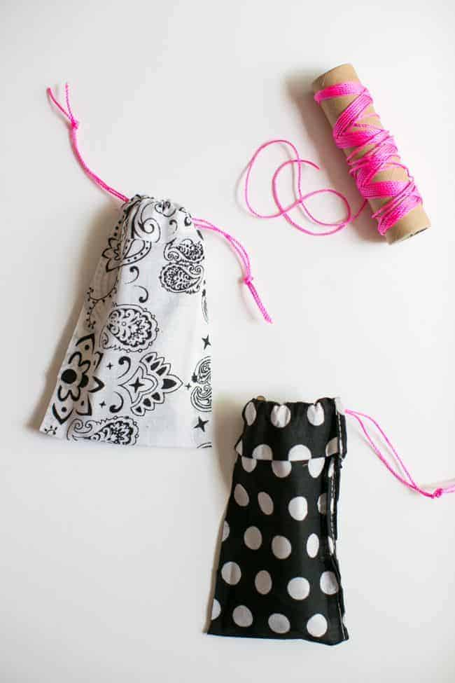 DIY No Sew Sunglasses Case | HelloGlow.co