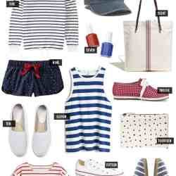 23 Red, White & Blue Buys for 4th of July