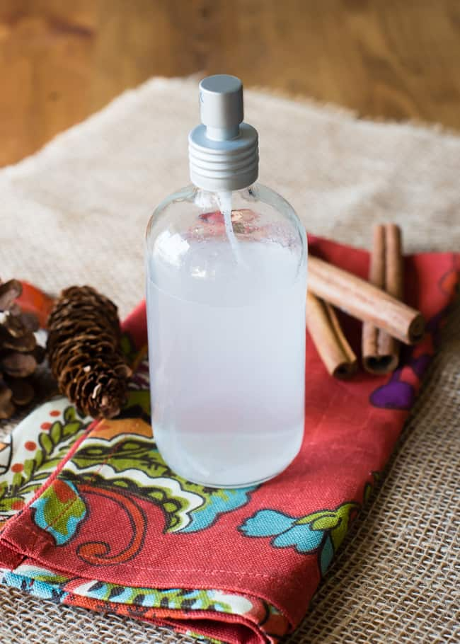 essential oil room spray for fall