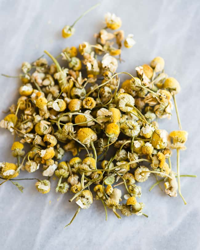 Chamomile | 10 Natural Anxiety Remedies
