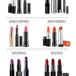 24 Gorgeous Lipstick Picks for Fall