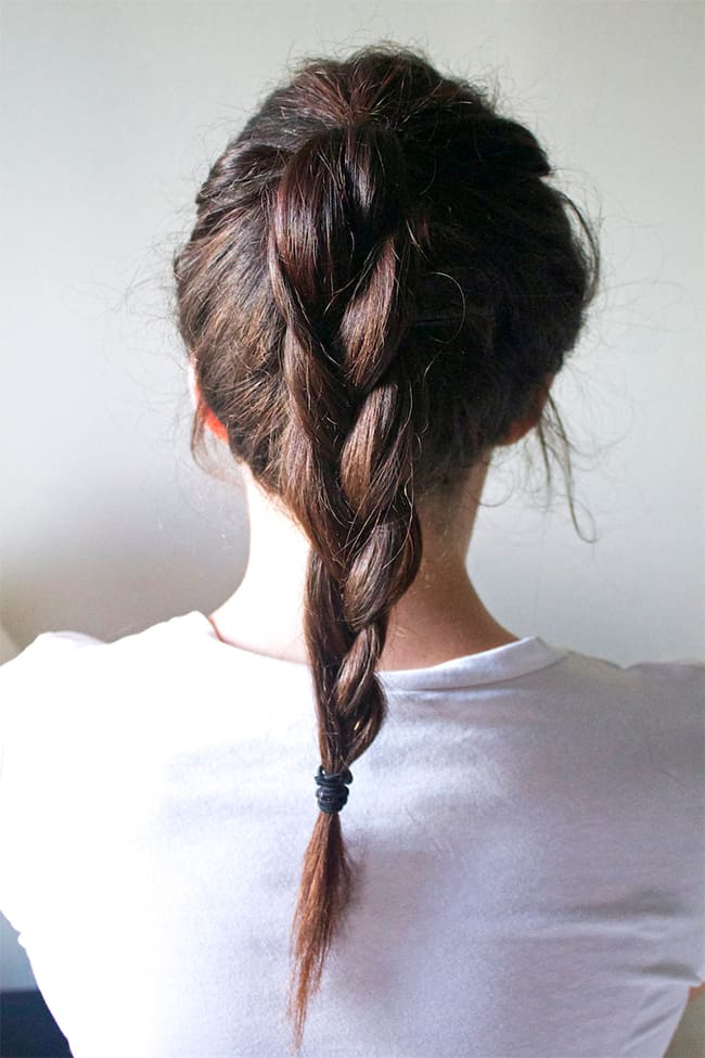 Guide to Gorgeous 10 Minute Hairstyles