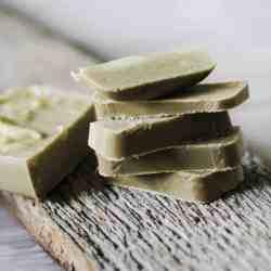 DIY: Coconut Sand Soap Recipe
