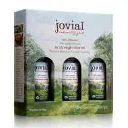 Jovial 100% Organic Olive Oil Giveaway
