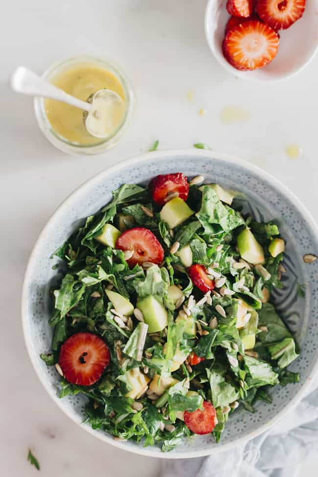 3 Simple Homemade Salad Dressing Recipes Hello Glow