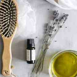 How To Deep Condition Hair with Olive Oil