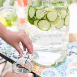 3 Herb Infused Water Recipes