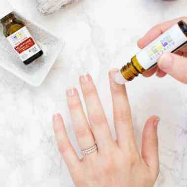 3-Step At-Home Manicure To Soothe + Soften Dry Hands