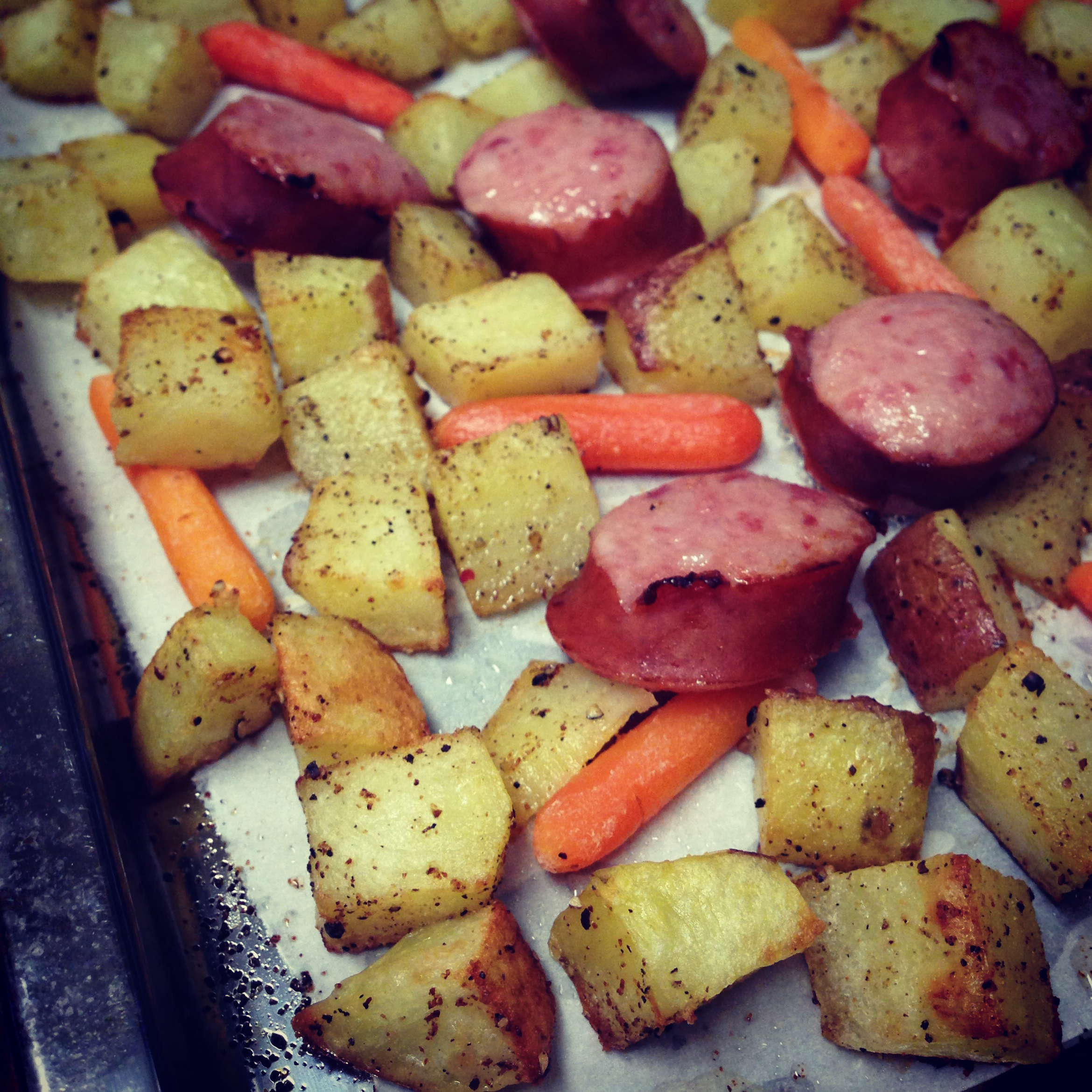 Fullsize Of Smoked Sausage Recipes With Potatoes