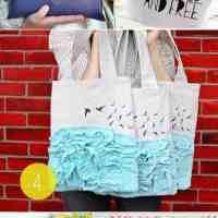diy roundup bags