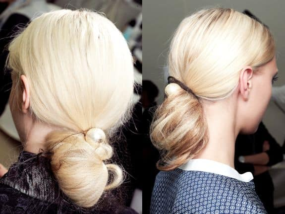 chanel pearl bobby pins
