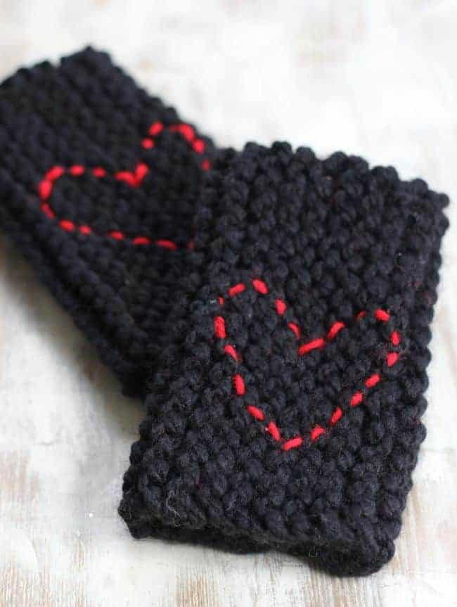 DIY Fingerless Gloves