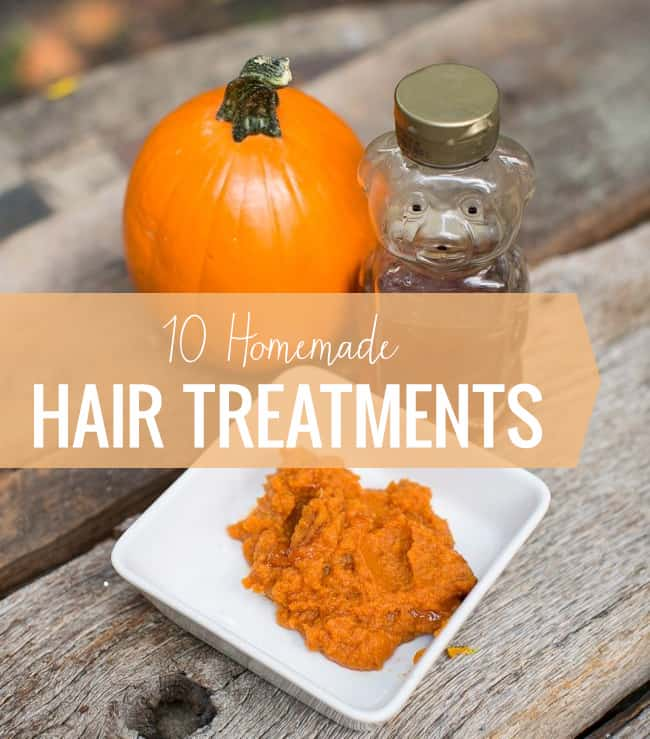 10 Homemade Hair Treatments for Dry, Dull or Frizzy Hair | HelloNatural.co