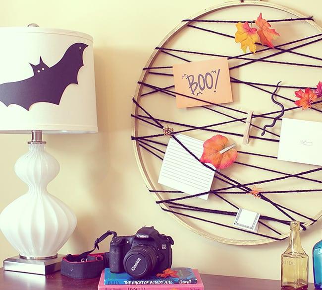 Halloween Web Hoop | Henry Happened