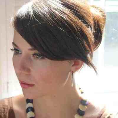 Jessica Alba Hair + Makeup