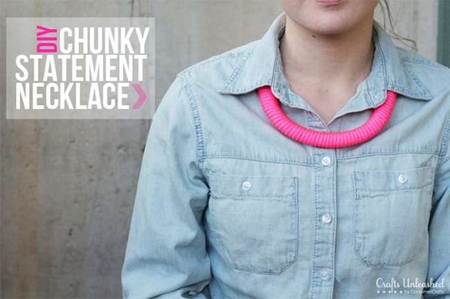 Chunky necklace | Henry Happened