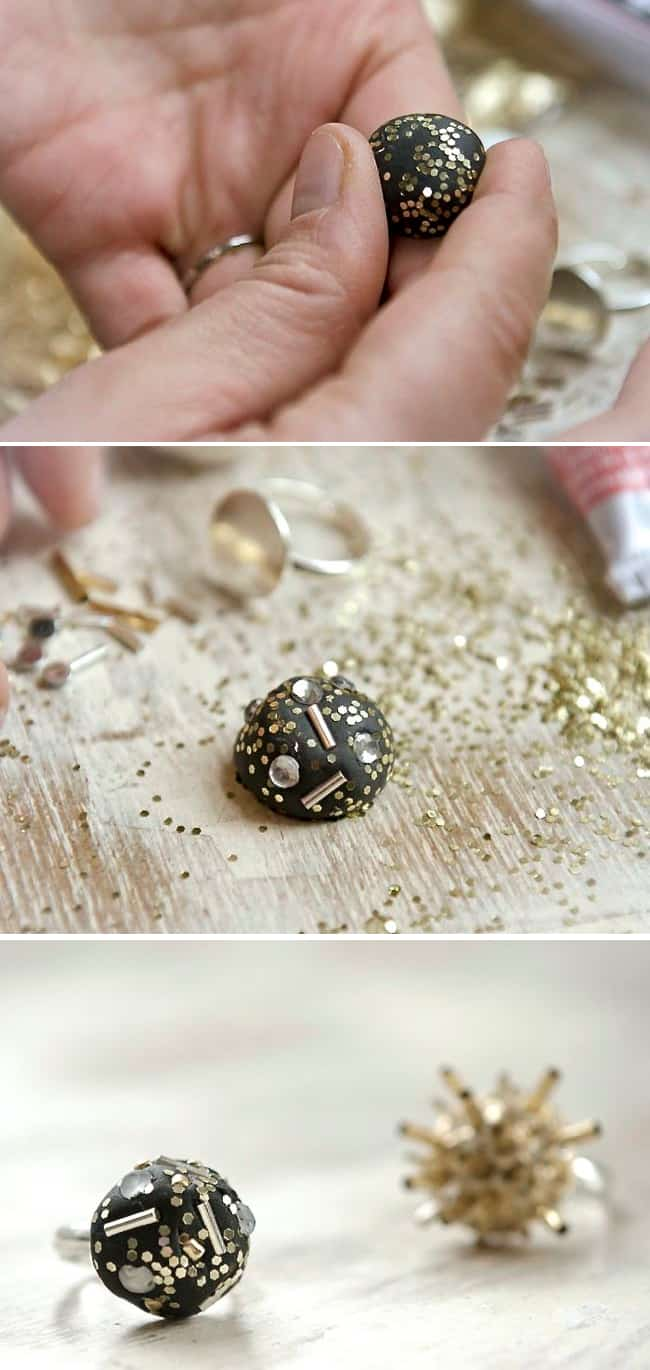 DIY Statement Ring | HelloNatural.co