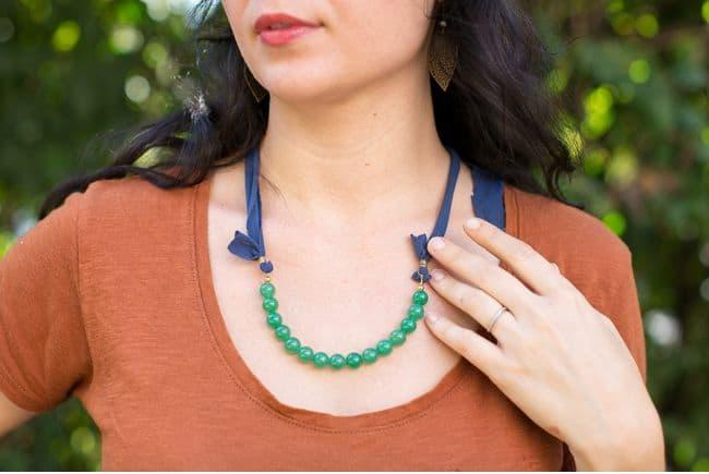 DIY Versatile Necklace | Henry Happened