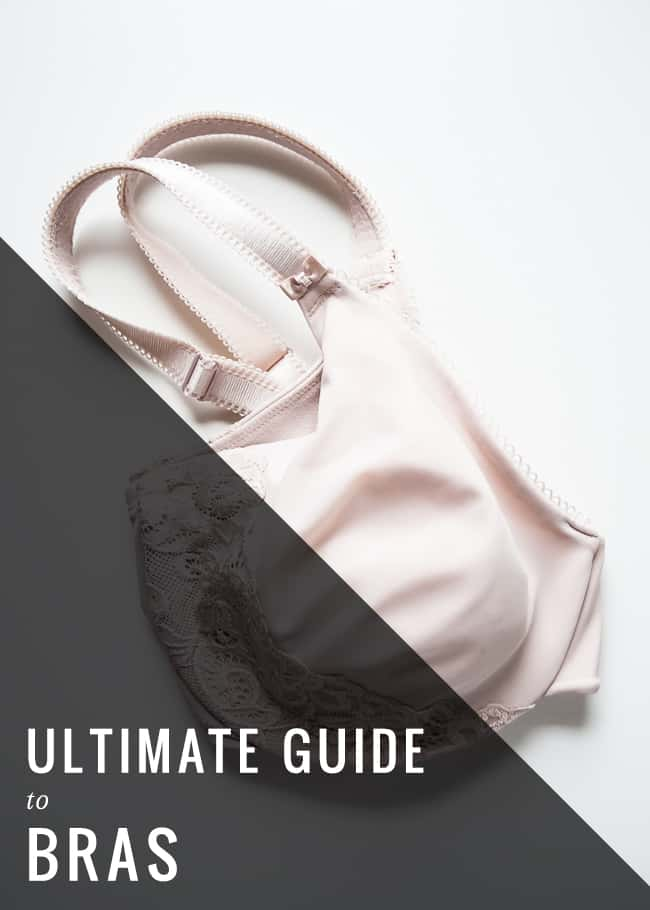 The Ultimate Guide to Bras - Henry Happened