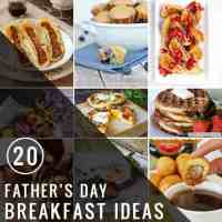 Best Father's Day Breakfast Ideas | Henry Happened