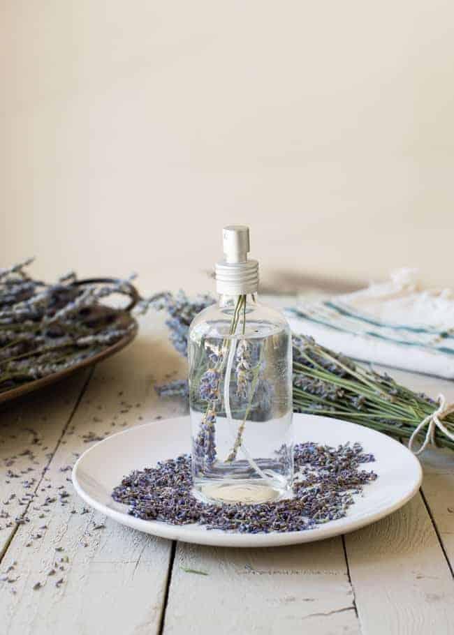 Lavender Linen Spray | Henry Happened