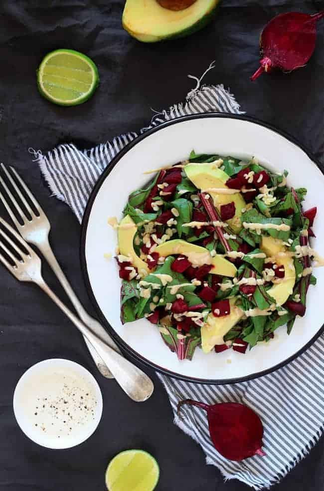 Tahini Dressing | 10 Homemade Salad Dressings
