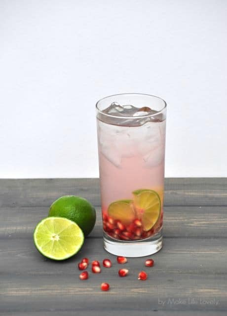 Pomegranate Lime