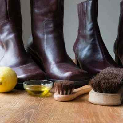 How to Polish Boots and Remove Scuffs | HelloNatural.co