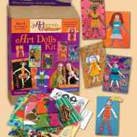 Artterro Girls Night In Craft Kit | HelloNatural.co