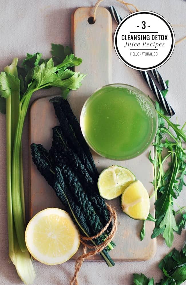 3 Liver Detox Juice Recipes