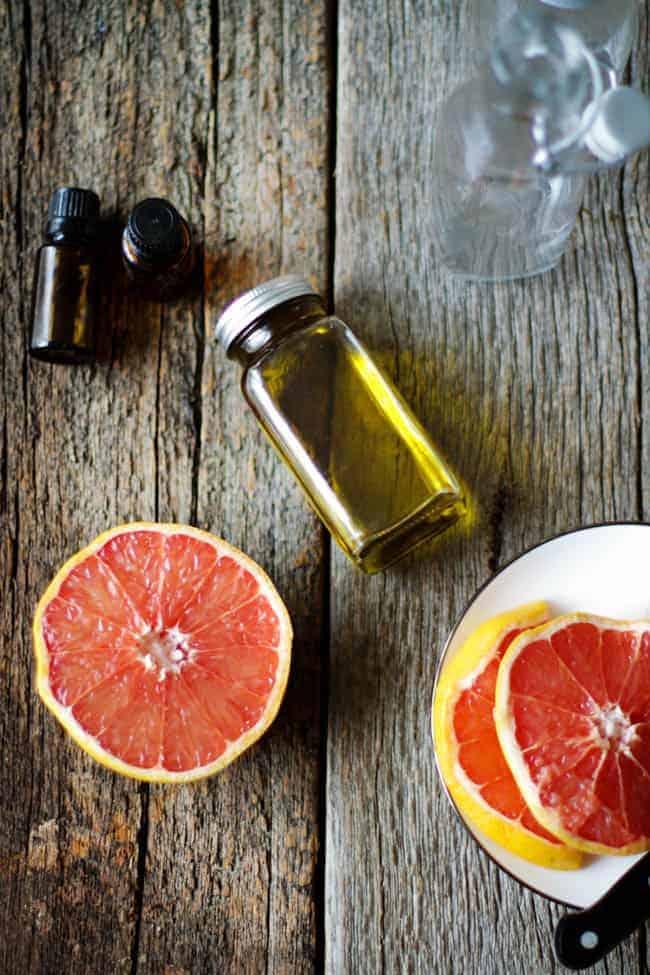 Grapefruit Cellulite Oil + Scrub
